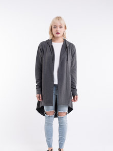 Silent Theory Ashleigh Hooded Cardi