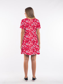 All About Eve JANE FIT & FLARE DRESS