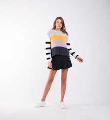 All About Eve RARE FIND KNIT CREW