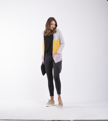 All About Eve RARE FIND KNIT CARDI