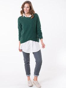 Elm Emerald Pullover
