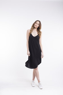 All About Eve Cindy Midi Slip Dress