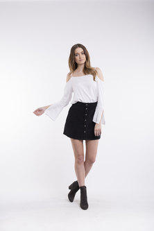 All About Eve Suki Skirt