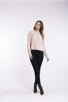 All About Eve Terry Knit