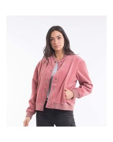 All About Eve Paige Vintage Cord Bomber