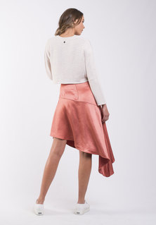 All About Eve COCO ASSYM SKIRT