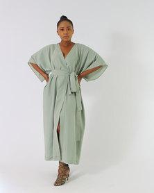 Bela Moca Boutique Cherie Kimono Dress