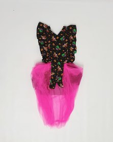 Anjo Couture Elmo Hot Short - Pink