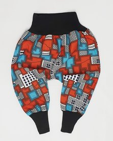 Anjo Couture Baggy Pants -  Multi