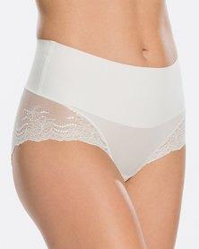 Spanx Undie-tectable Lace Hi- Hipster Panty Powder