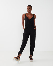 Ondine Jumpsuit Black