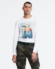Levi's Long Sleeve Graphic Tee