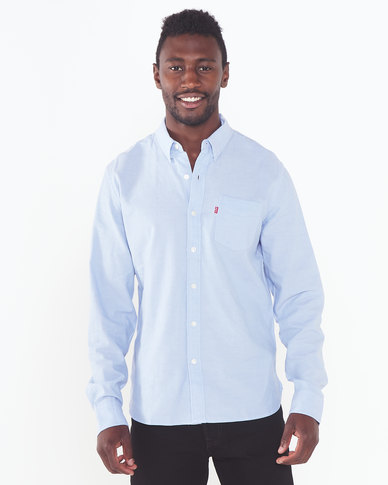 Sunset One Pocket Shirt
