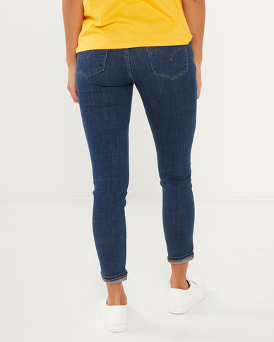 711 Ankle Skinny Jeans