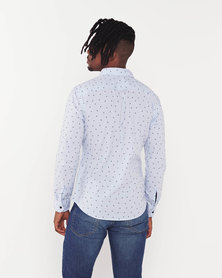 Slim Classic One Pocket Shirt