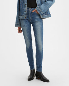 Levi's Made & Crafted Made in Japan 721 High Rise Skinny Jeans