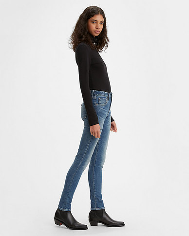 Levi's® Made & Crafted® Made in Japan 721 High Rise Skinny Jeans