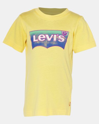 Little Boys (4-7) Batwing Graphic Tee