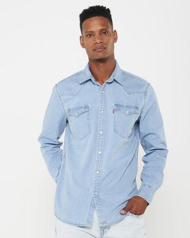 Classic Western Shirt