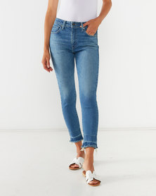 Levi's® Made & Crafted® Made in Japan 721 High Rise Skinny Ankle Jeans