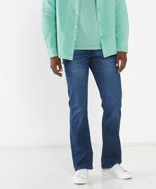 527 Slim Boot Cut Jeans