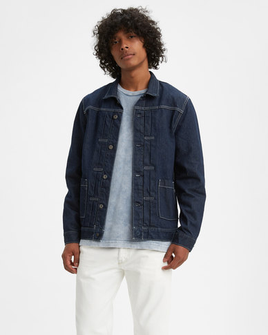 Levi's Made & Crafted Type II Worn Trucker