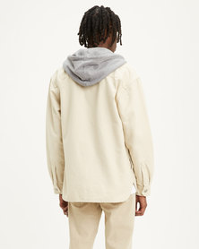 Hooded Jackson Overshirt