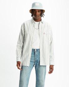 Oversized Barstow Western Shirt