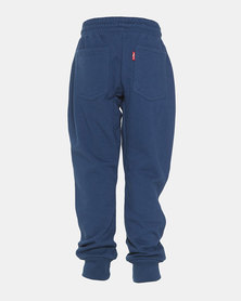 Little Boys (4-7X) Slouchy Fit Knit Joggers