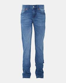 Big Boys (8-20) 511 Slim Fit Lightweight Denim Jeans