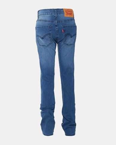 Big Boys (8-20) 511 Slim Fit Lightweight Denim Jeans