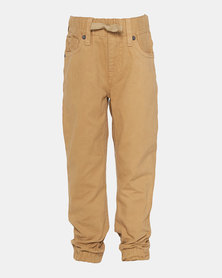 Little Boys (4-7X) Slim Fit Joggers