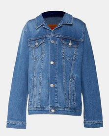 Big Boys (S-XL) Trucker Jacket