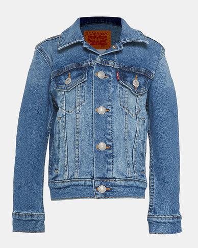 Little Boys (4-7X) Trucker Jacket