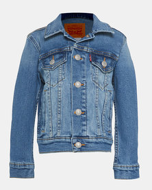 Little Boys (4-7X) Trucker Jacket