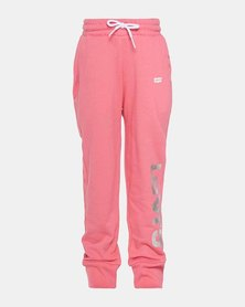 Little Girls (4-6X) Lightweight Knit Joggers