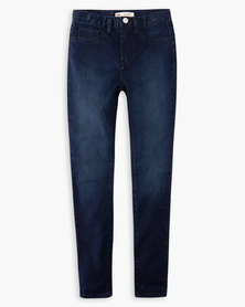 Big Girls (7-16) 720 High Rise Super Skinny Fit Jeans
