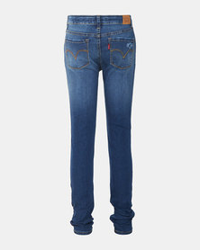 Big Girls (7-16) 710 Super Skinny Fit Jeans