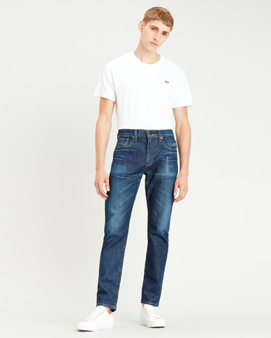 Levi's® Made & Crafted® 502 Taper Fit Selvedge Jeans
