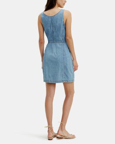 Alisha Denim Dress