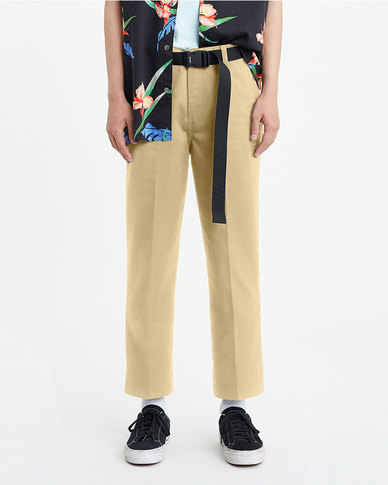 Levi's XX Chino Straight Crop Pants