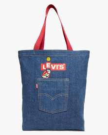 Levi's x Super Mario Front Pocket Tote
