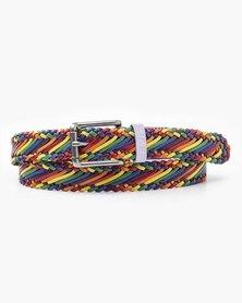 Levi's Pride Braid Belt