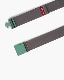 Metal Clip Web Belt