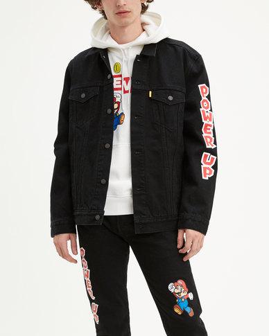 Levi's x Super Mario Trucker Jacket