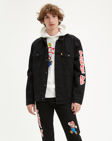 Levi's x Super Mario Trucker Jacket