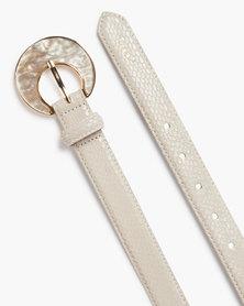 Pearl Snake Belt