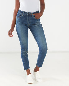 Levi's® Made & Crafted® 721 High Rise Skinny Ankle Jeans