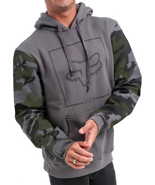 Chapped Pullover Hoody