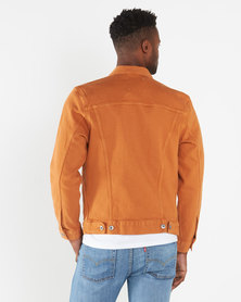 Levi's® Made & Crafted® Type II Worn Trucker Jacket